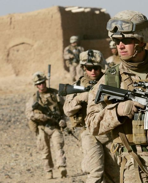 La guerra al terrore: Afghanistan 2001