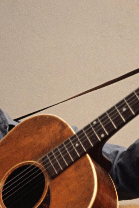 Il Nobel e la chitarra
