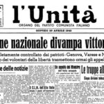antifascismo insurrezione aprile 1945 l'unità