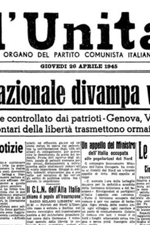 Antifascismo di ieri e di oggi