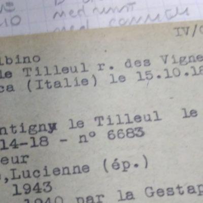 Belgio antifascisti italiani Morelli Massari