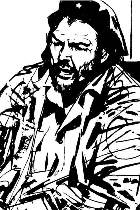 Che Guevara a fumetti