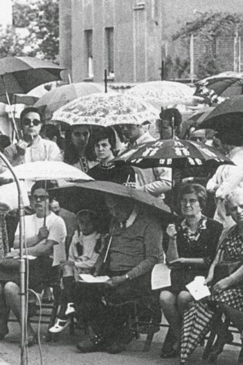 Il '68 dei cattolici: Concilio, comunità di base e preti operai
