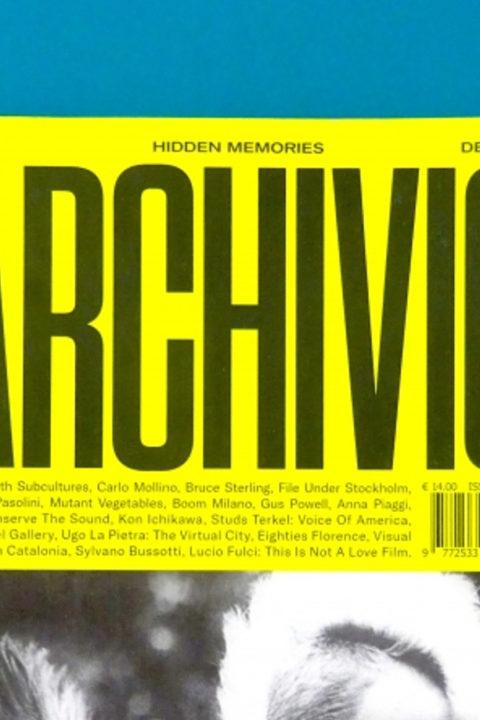"""Leggere e ascoltare storia: """"Archivio"""" e il podcasting di Francesco Pota"""
