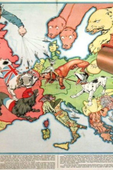 La prova dell'Europa: intervista con Roberto Ventresca
