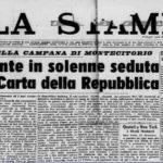 costituzione antifascismo 1948