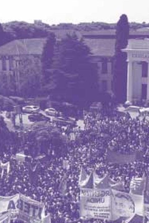 Nunca Más! Il centro della memoria Esma di Buenos Aires
