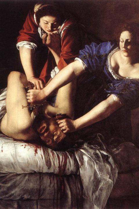 Artemisia Gentileschi: un'artista fra violenza, storia e pittura