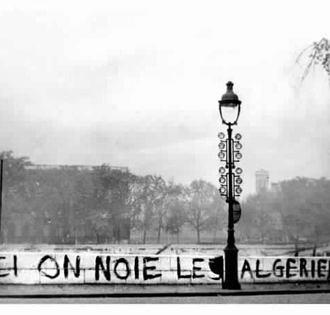 """""""La nuit oubliée"""": il massacro degli algerini a Parigi"""