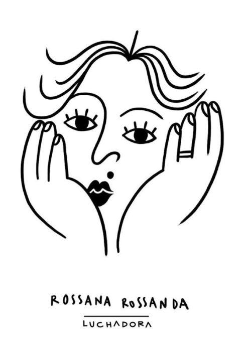 L'eterna ragazza del '900, Rossana Rossanda