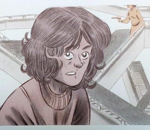Rosso è il perdono:Nicola Gobbi, il fumetto e la storia