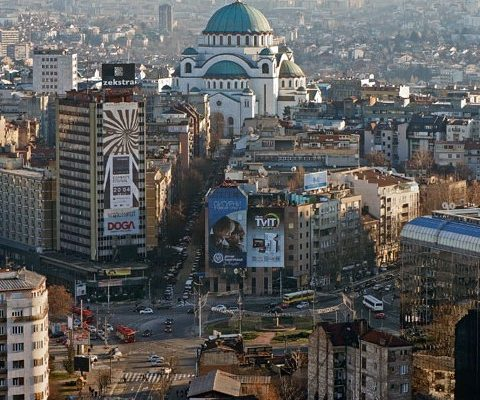 Bombe su Belgrado: la prima guerra umanitaria