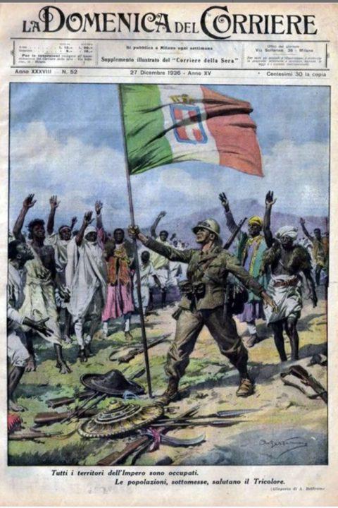 L'impero colpisce ancora. Cultura coloniale tra fascismo e repubblica
