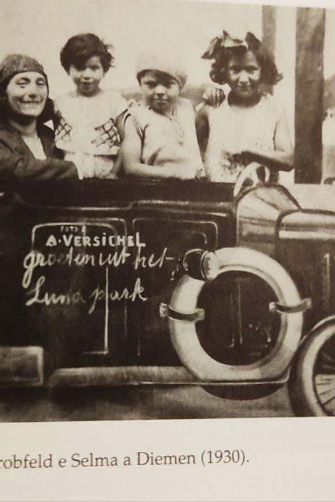 Selma: storia di una partigiana ebrea in Olanda