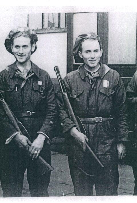 Partigiani della Wehrmacht, un storia da scrivere